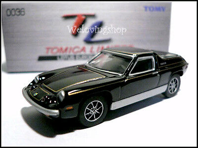 $ CDN17.13 • Buy Tomica Limited Tl 0036 Lotus Europa Special Tomy Diecast Car 36