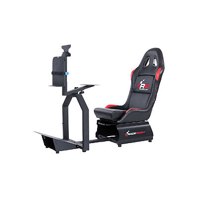 Gameseat RR 3055 Consoles Bundle,RR Simulator, Game Seat, Race Seat For Console • 344.33£