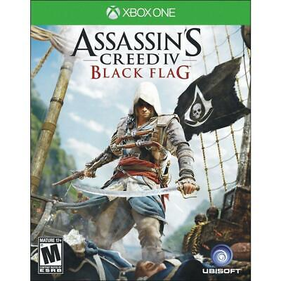 Assassin's Creed Black Flag Keys- XBOX ONE- Quick Delivery- Region Free • 13.99£