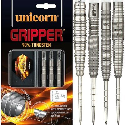 Unicorn Gripper Darts Set 20g 21g 22g 23g 24g 25g 26g Grams • 32.95£