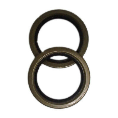 $ CDN22.28 • Buy 8N4251B Fits Ford Tractor Rear Outer Axle Shaft Oil Seals (2) For 8N To SN #4867