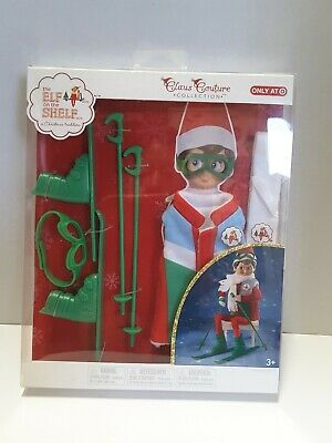 AU26.31 • Buy New Elf On The Shelf Claus Couture Collection  Arctic Ski Set