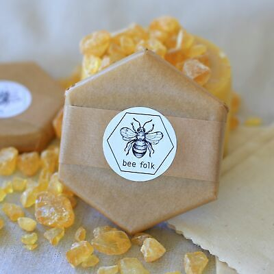 AU20 • Buy Make Your Own Beeswax Wrap Kit. Beeswax, Pine Resin, Coconut & Jojoba Oil.