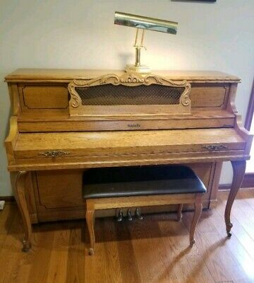 $1950 • Buy Baldwin Acrosonic Console Piano With Bench