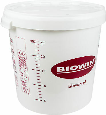 30L Fermentation Buckets For Wine/beer Brewing + OPTIONAL Accessories Available • 21.21£