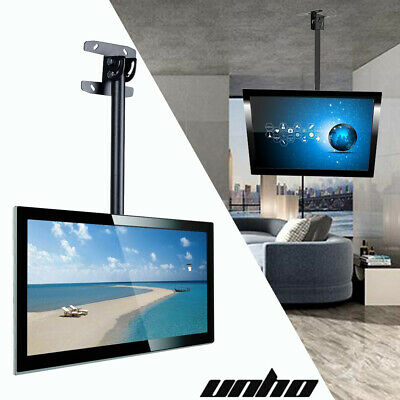 AU45.95 • Buy Ceiling TV Wall Mount Adjustable Roof Bracket Tilt 27-65  Inch LCD LED Load 30KG