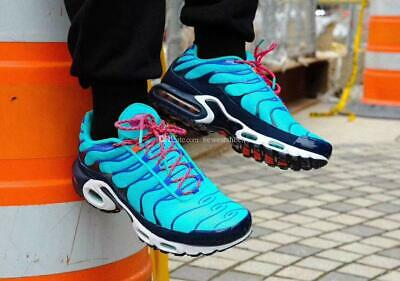 $87.99 • Buy Nike Air Max Plus TN Tuned  Discover Your Air  Hyper Jade Blue AV7940-300 NEW