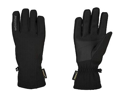 Extremities Vortex Gore-Tex Waterproof Unisex Gloves - Black • 39.99£