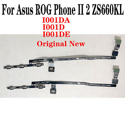 AU16.06 • Buy For Asus ROG Phone II 2 ZS660KL On Off Power Volume Mute Lock Switch Flex Cable