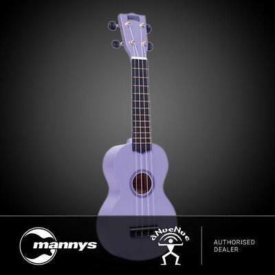 AU40 • Buy Mahalo Rainbow Series Soprano Ukulele (Purple) Inc Bag