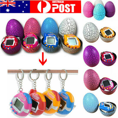 AU9.99 • Buy Tamagotchi Virtual Cyber Pet Include Eggshell Retro Nostalgic Kids Toys Fun Gift