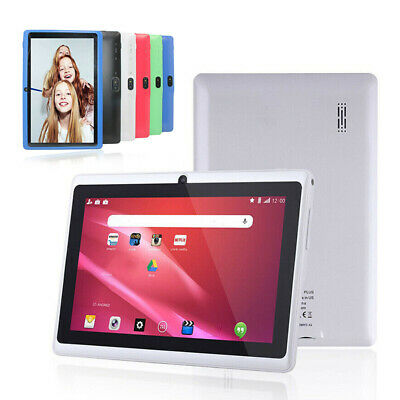 AU45.29 • Buy 7 Inch Android 4.4 Tablet 4GB Quad Core Dual Camera Bluetooth Wifi Kids Tablet
