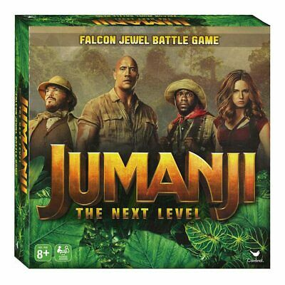 AU40.95 • Buy Jumanji The Next Level Board Game NEW