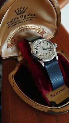 $ CDN2000 • Buy Vintage Oyster Lipton Watch W. Rolex 59 Movement Original Oyster Case! Collector