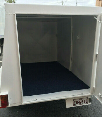 AU1900 • Buy 7X4 Enclosed Trailer AUSTRALIA MADE USE SUITCASES / BAND GEAR / MOVING GEAR Ect