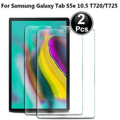 £4.90 • Buy Screen Protector Samsung Galaxy Tab S5e 10.5 2019 T720/T725 Tempered Glass 2Pack
