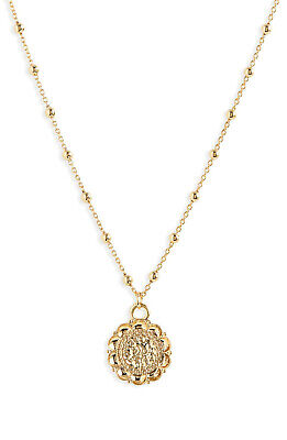UNCOMMON JAMES BY KRISTIN CAVALLARI Small Atocha Coin Necklace • 54.99$