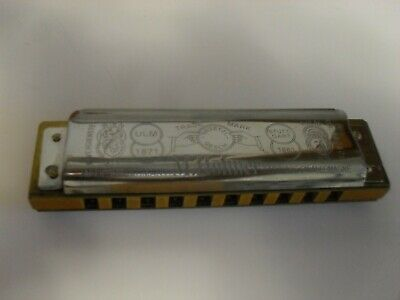 $45.99 • Buy  M Hohner Marine Band Harmonica (Key Of C) Made In Germany Model A440 Vintage