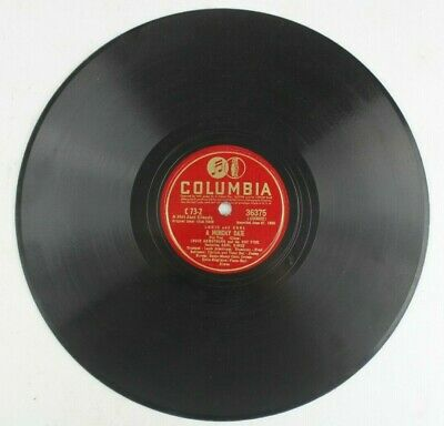 A Monday Date / Weather Bird Louis Armstrong Hot Five Trumpet Solo Columbia 78 • 22.47$