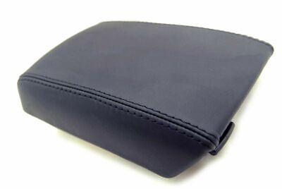 $17.99 • Buy Fits 03-08 Hyundai Tiburon Synthetic Leather Center Console Armrest Cover Black