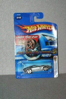 $7.49 • Buy 2005 Hot Wheels First Editions Realstix  Shelby Gr-1 Concept Faster Than Ever