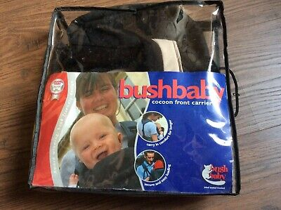 £15 • Buy Bush Baby Cocoon Front Carrier Beige Colour In Excellent Condition
