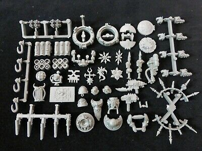 £11.99 • Buy 40K Chaos Space Marines Tank / Vehicle Upgrades : Multi Parts Listing