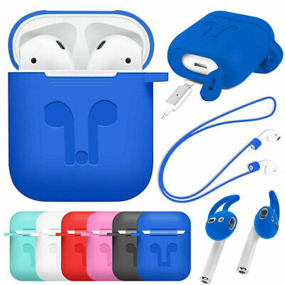 $ CDN6.80 • Buy Wireless Sports In-Ear Hook Holder Silicone Strap Case For Airpods 2nd Gen 2019