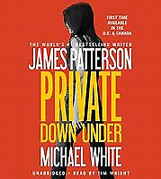 AU9.95 • Buy James Patterson - Private Down Under + More