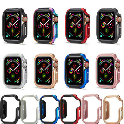 $ CDN18.76 • Buy Shock Resistant Case Protects Watch Case For Apple Watch Series 4/5 40mm 44mm