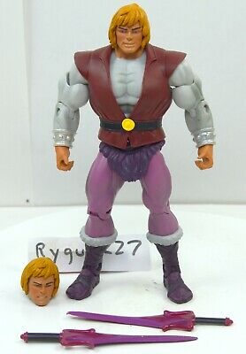 $60 • Buy MOTUC, Prince Adam, Complete, Figure, Masters Of The Universe Classics He-Man