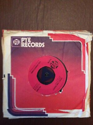 """The Honeycombs – Have I The Right 1964 7"""" Pye 7N.15664 Four Prong Centre • 3.75£"""