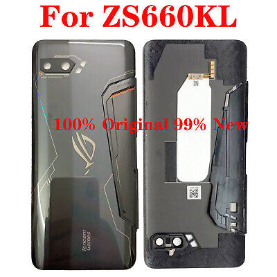 AU49.82 • Buy OEM For Asus ROG Phone II 2 ZS660KL I001D I001DA Housing Back Door Battery Cover