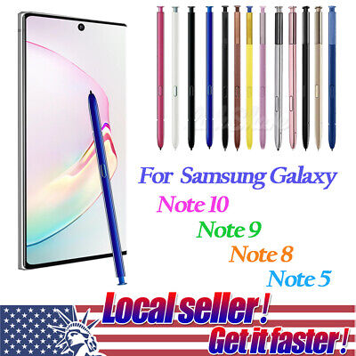 $ CDN11.27 • Buy  Touch Stylus For Samsung Galaxy Note 10/10+/9 Note 8 Note 5 S Pen Replace Pen