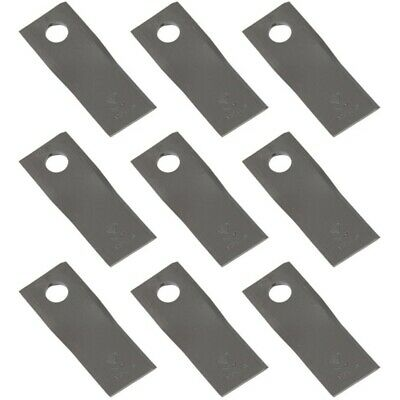 $34.85 • Buy 25 Disc Mower Blades LH 58699 For Vicon 902-58699 For Bush Hog 526216 For Gehl