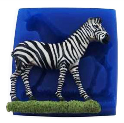 Zebra - A172 FIRST IMPRESSIONS MOLDS - Silicone Moulds • 16.64£