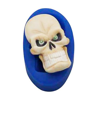 Vampire Skull - SE314 FIRST IMPRESSIONS MOLDS - Silicone Moulds • 9.40£