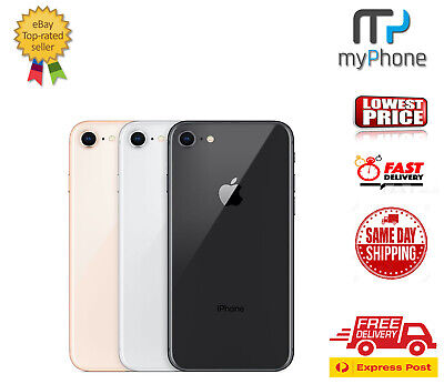 AU365 • Buy Cheapest Apple IPhone 8 64GB / 256GB Unlocked Smartphone [ AUS Seller ] Free Exp