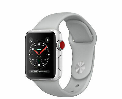 $ CDN323.01 • Buy Apple Watch Series 3  38/42MM [GPS+Cell] AL Case Sport Band [Condition Fair] AUS