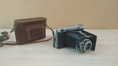 Old Camera Moscow-5 1950s USSR. Working. • 71.56£