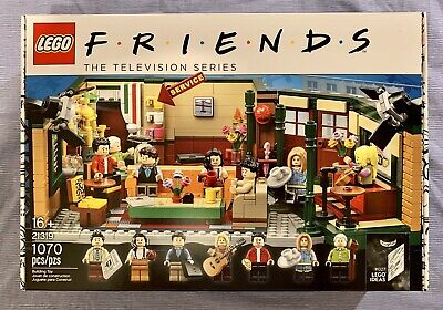 $89.99 • Buy LEGO IDEAS 21319 FRIENDS Central Perk (1070pcs) New And Sealed (US Ships Free)