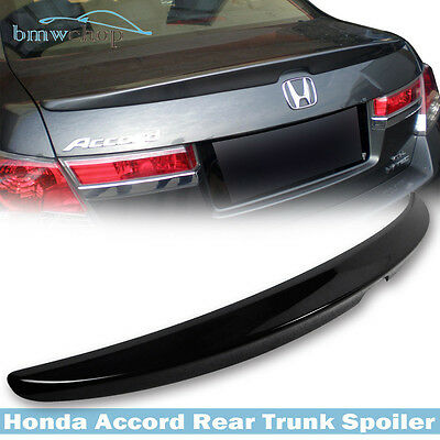 $ CDN119.22 • Buy Painted For Honda Accord OE Type Sedan Trunk Spoiler Wing B92P Nighthawk Black