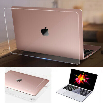 $14.99 • Buy Transparent Clear Hard Protective Case  For MacBook Air Pro 11  12  13  15  16
