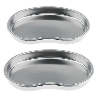 Kidney Stainless Steel  Tray Dish Dental Instruments Holder Plate • 4.93£