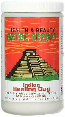 AU25.95 • Buy Aztec Secret Indian Healing Clay Deep Pore Cleansing Facial Mask - 2 LB