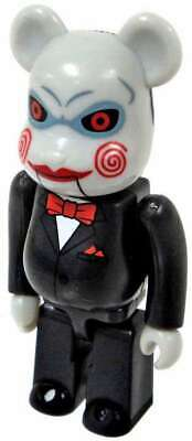 $74.99 • Buy SAW Bearbrick 100% Series 12 S12 Horror Medicom Be@rbrick 2006 Jigsaw Scary Rare