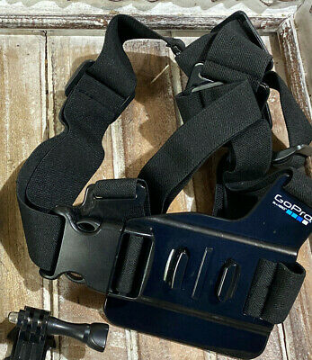 AU19.07 • Buy GENUINE GOPRO CHESTY CHEST HARNESS CAMERA MOUNT (GCHM30-001) Authentic