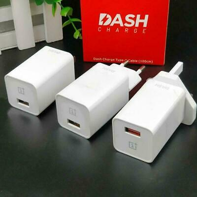 AU15.66 • Buy Original Oneplus 6T 6 5T 5 3 Dash Fast Charge Wall C Adapter Charger Cable C4Q3