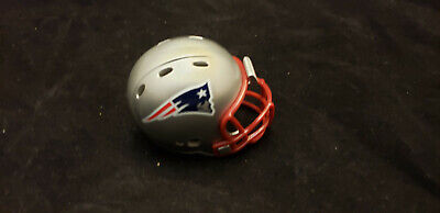 $3.29 • Buy New England Patriots  #109  Pocket Pro Helmet Riddell