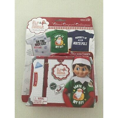AU40 • Buy Elf On The Shelf Graphic Tee Multipack